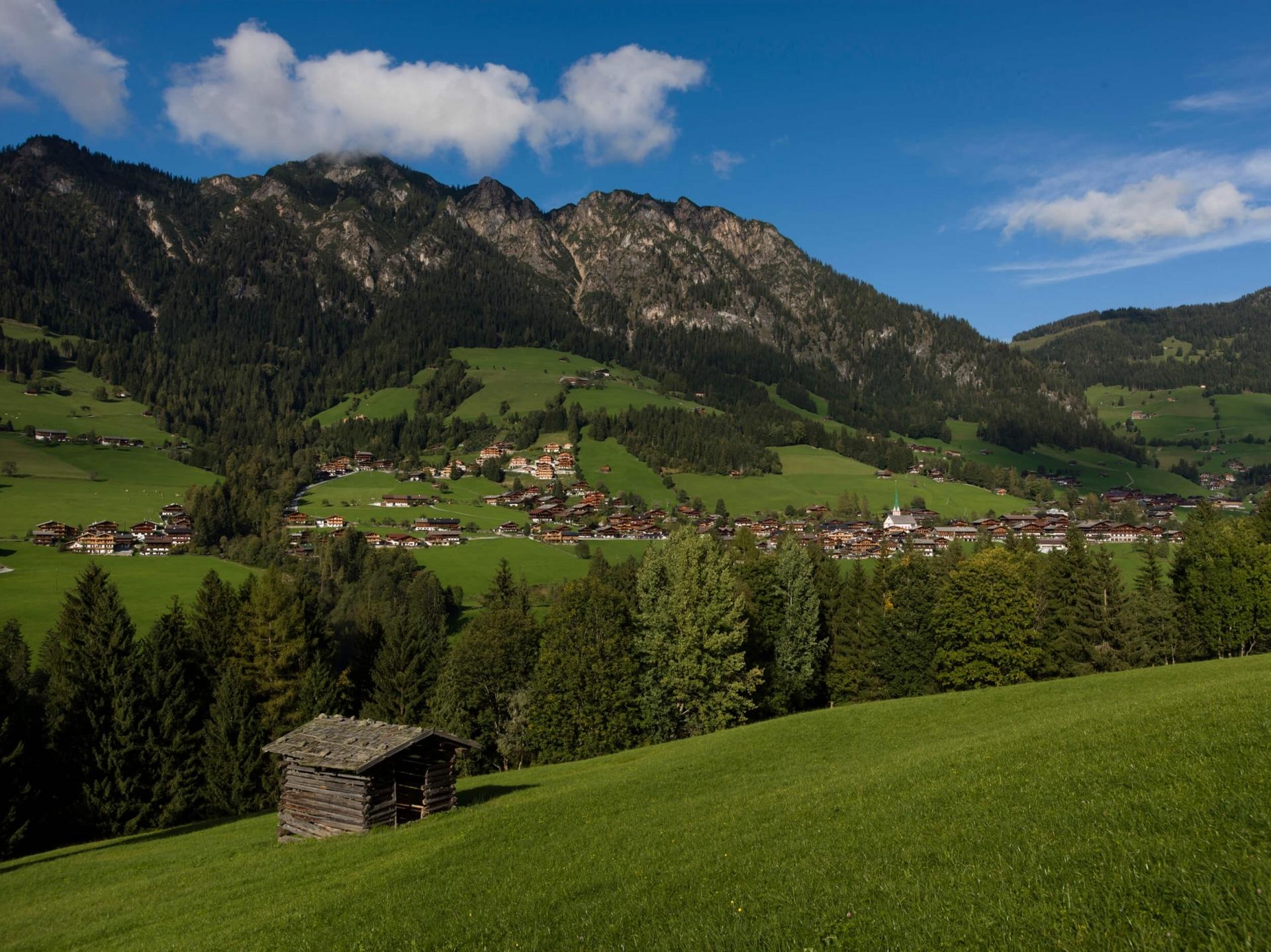 Genussbiken im Alpbachtal in Tirol © Alpbachtal Tourismus - A. Campanile