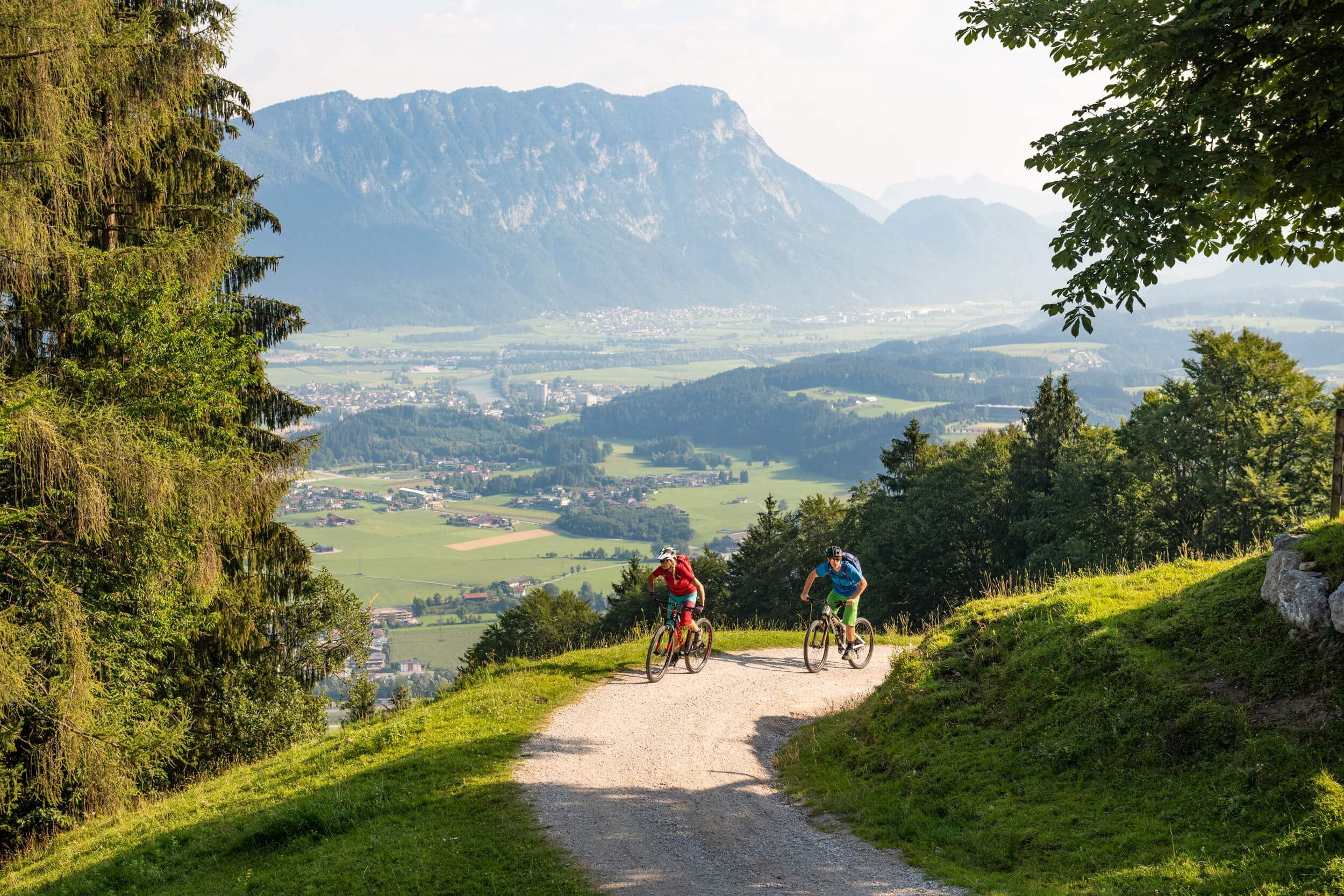Biketour zur Möslalm © Norbert Eisele-Hein