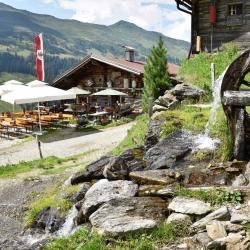 Urige Hütten wie die Farmkehralm im Alpbachtal © Alpbachtal Tourismus - G. Griessenböck