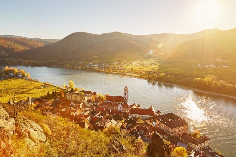 Blick auf Dürnstein © NÖ Werbung - Michael Liebert