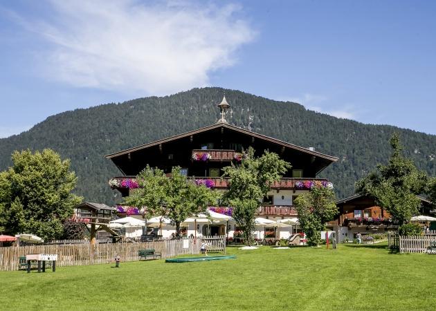 Feriengut Oberhabach Kitzbüheler Alpen © Urlaub am Bauernhof Tirol - APA Fotoservice - Jan Hetfleisch
