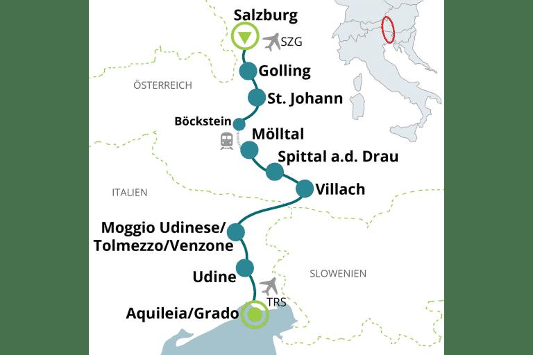 FunActive - Salzburg Grado