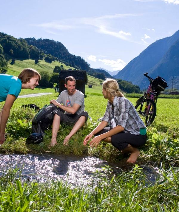 Genussbiken © Tirol West - Daniel Zangerl