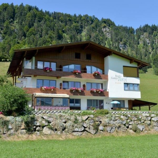 Hotel Garni Tirol im Kaiserwinkl © Maria Hauser