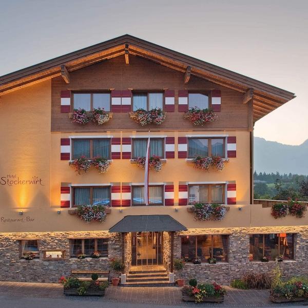 Hotel Stockerwirt im Alpbachtal © Atelier Hohlrieder