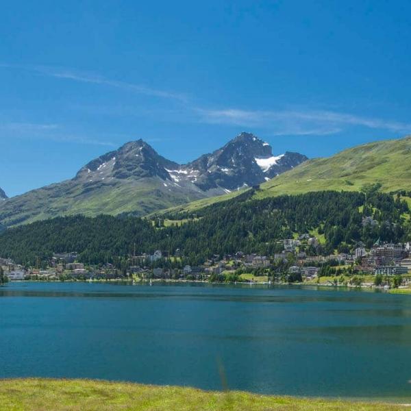 Innradweg © Engadin St. Moritz