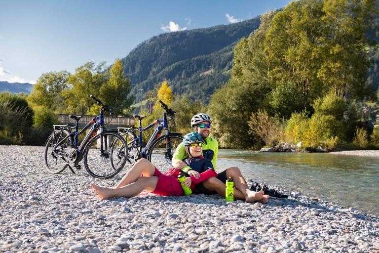 Pause am Fluss im Salzburger Lungau © GAS - Rupert Mühlbacher