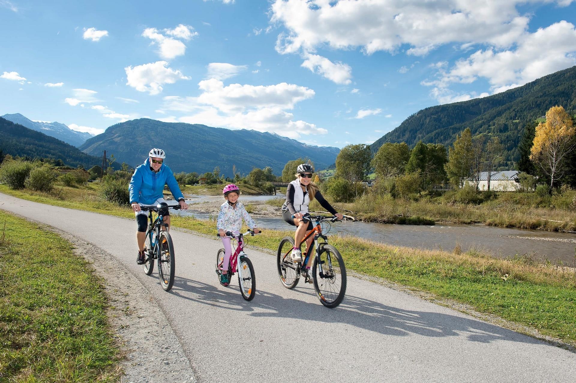 Genuss Radfahren am Murradweg © GAS - Rupert Mühlbacher