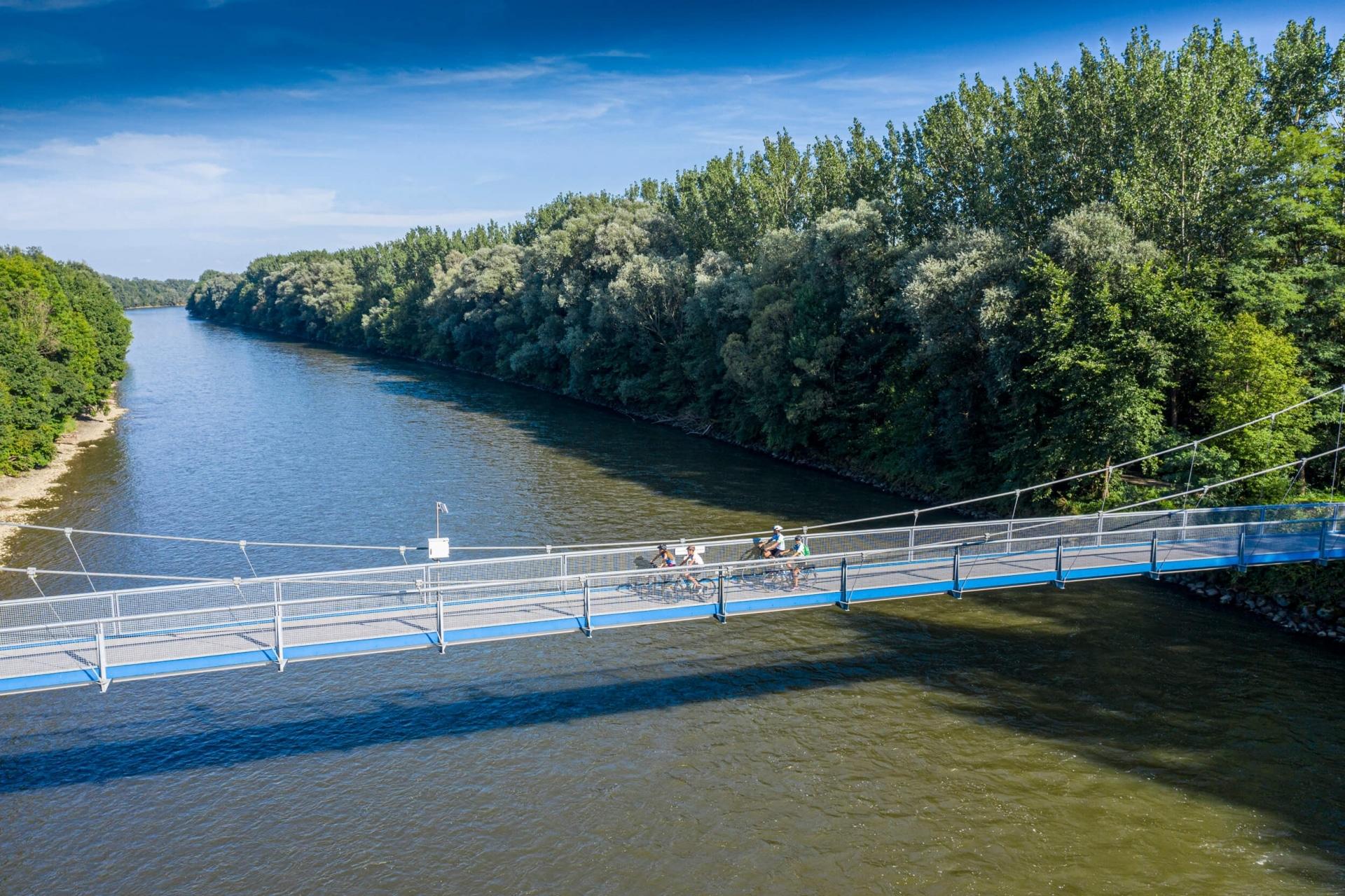 Mur Radbrücke © TVB Region Bad Radkersburg pixelmaker.at