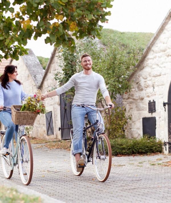 Genuss Radfahren am Neusiedler See © NTG Günther Lichtenberger