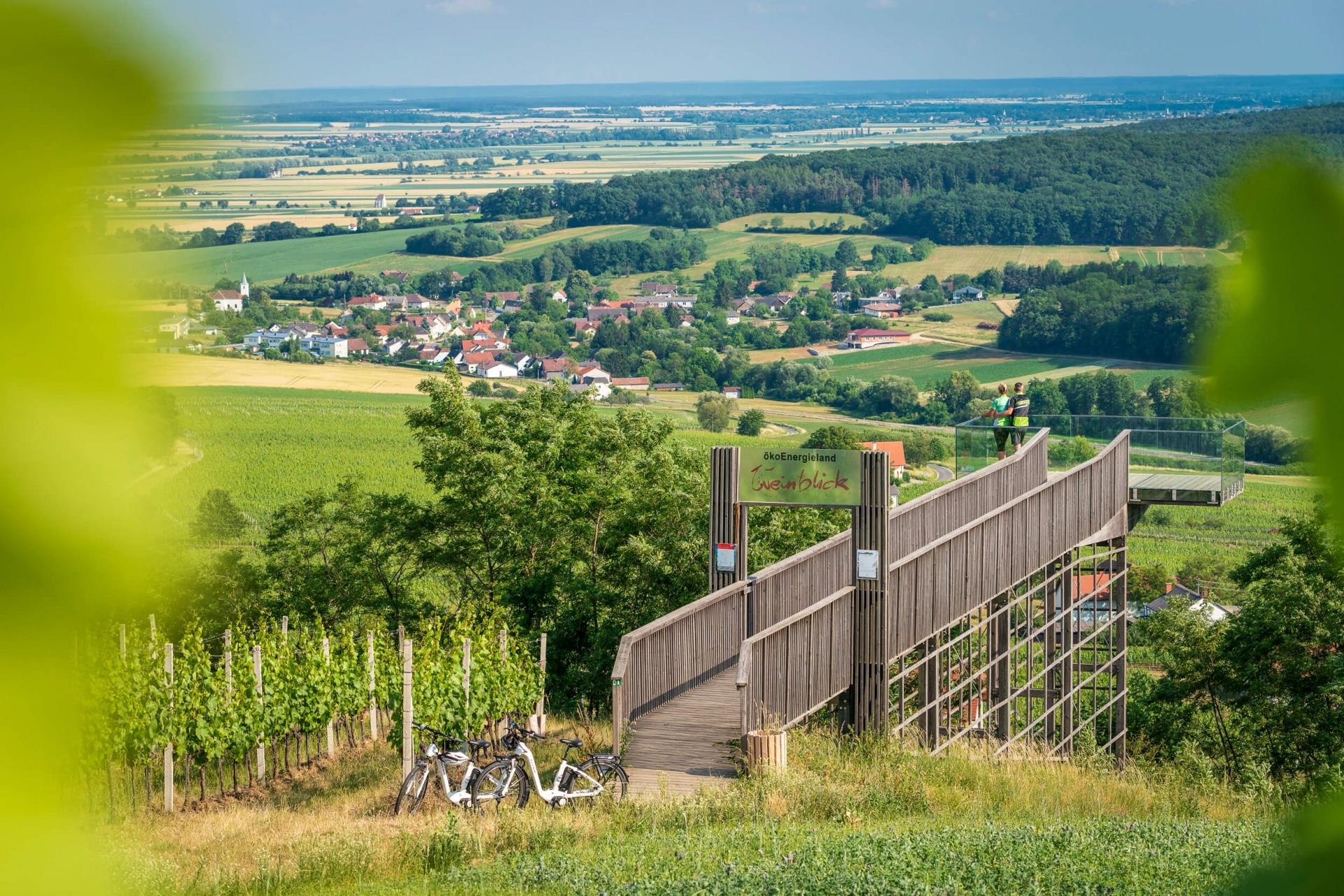 Radfahren in Eisenberg © TV Oberwart Fotografie Robert Brünner