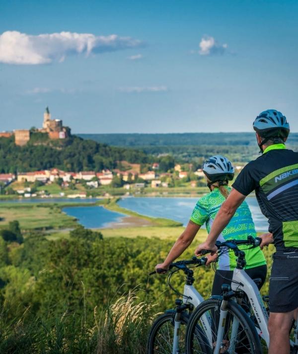 Radfahren in Rosenberg © TV Oberwart Fotografie RobertB
