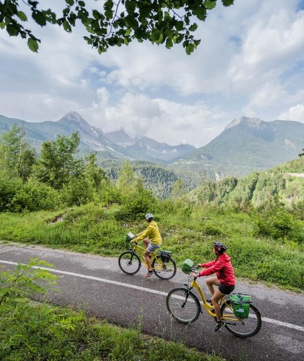 Rund um die Dolomiten © Harald Wisthaler