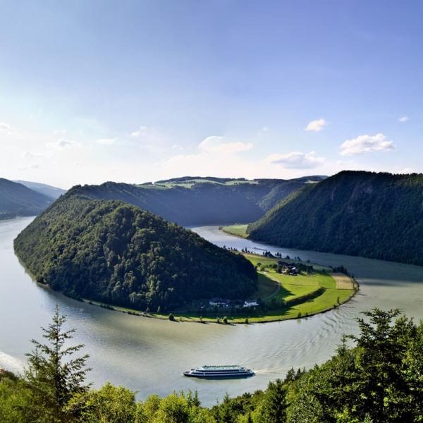 Donauerlebnis © WGD Donau Oberösterreich Tourismus GmbH - Weissenbrunner