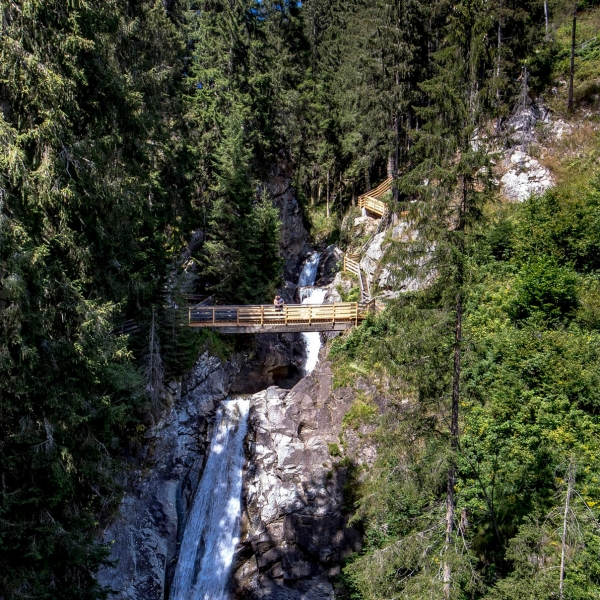 Günster Wasserfall © Tom Lamm