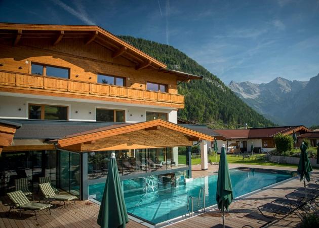 Hotel Kitzspitz © Florian Mitterer