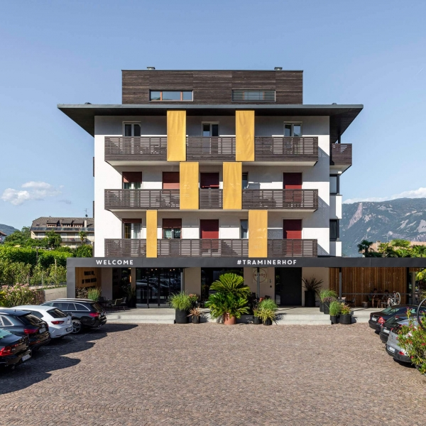 Hotel Traminerhof in Südtirol © Tiberio Sorvillo