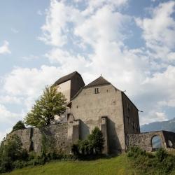 Schloss Sargans im Heidiland © Sereina Jost