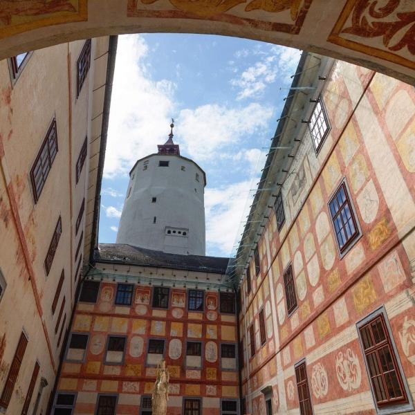 Burg Forchtenstein © Burgenland Tourismus Daniel Simon