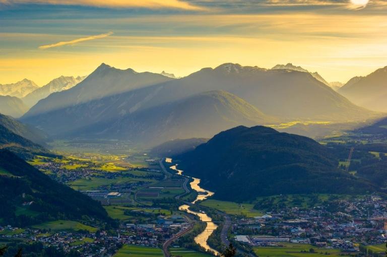 Inn Innsbruck © Shutterstock - Jiri Ambroz
