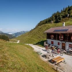 KAT Bike in den Kitzbüheler Alpen - Wiegalm © Erwin Haiden