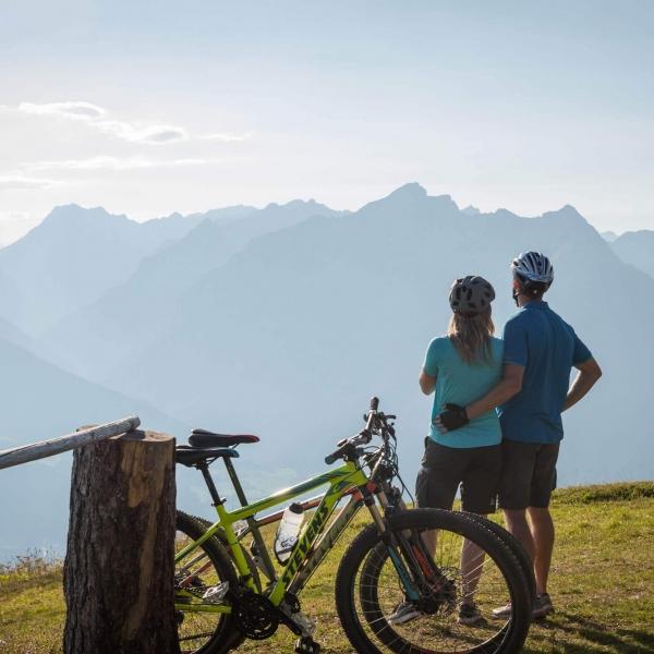 Panorama Radtour - Hotel Schwarzbrunn © ichmachefotos.com - Angelica Morales