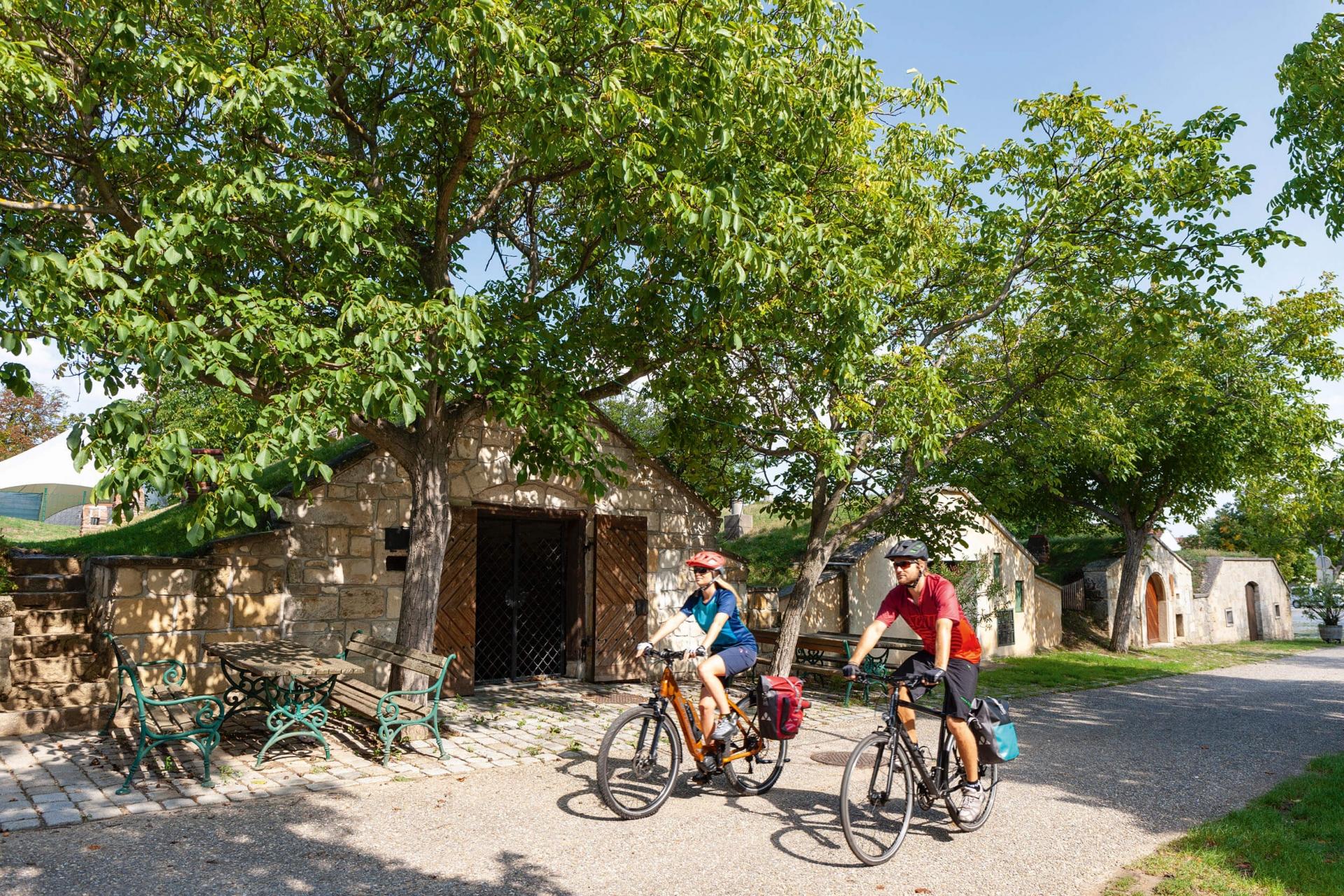 Radtour © Burgenland Tourismus Daniel Simon