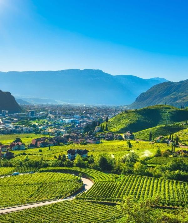 Santa Maddalena Rencio Bolzano © Shutterstock - StevanZZ