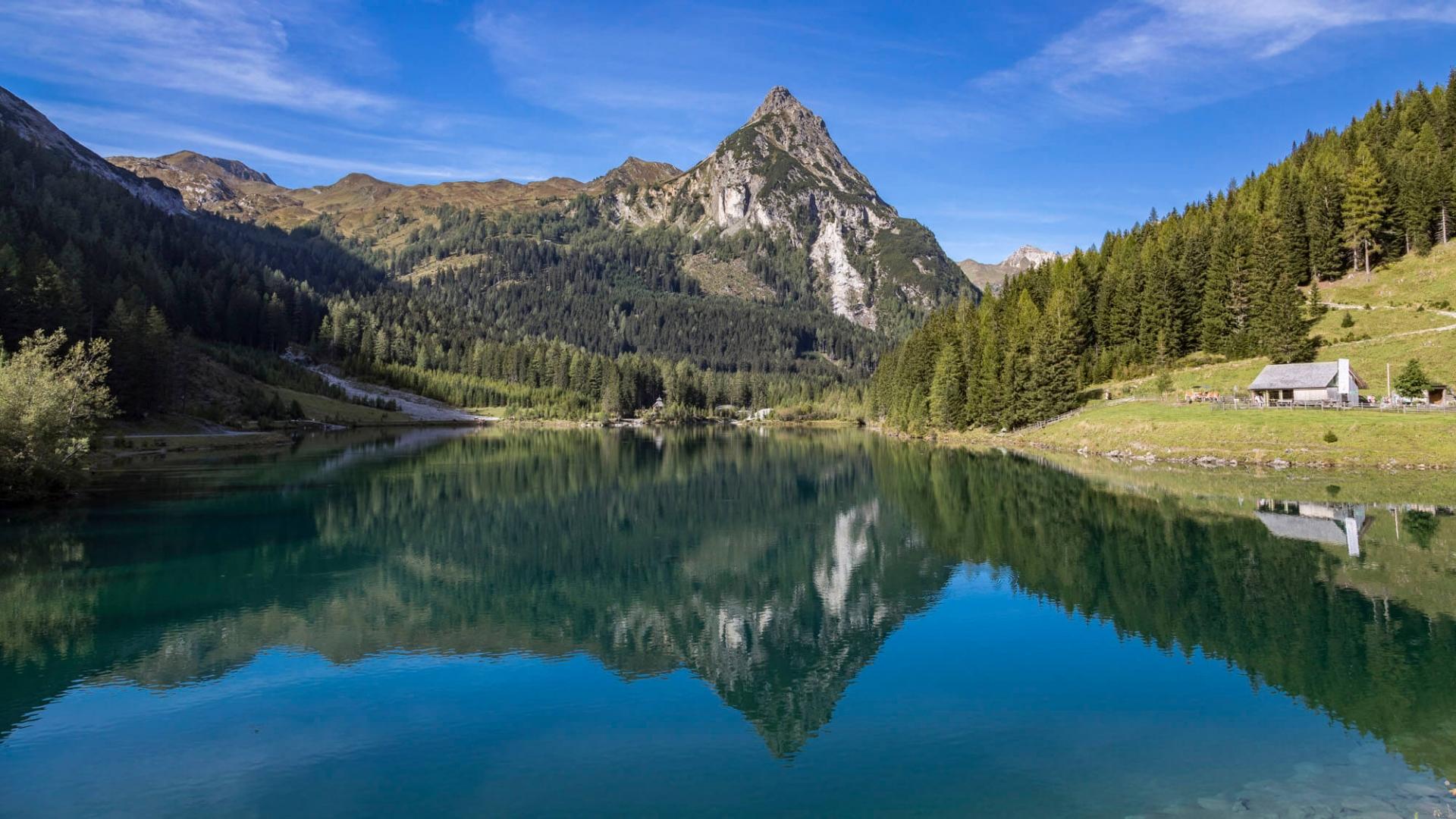 Schlierersee © Salzburger Lungau