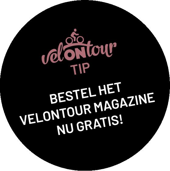 Bestel het Velontour magazine nu gratis