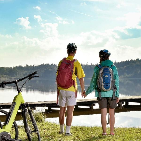 16 Seenrunde per Rad © Chiemsee-Alpenland Tourismus - Jürgen Amann