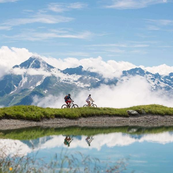 Genuss Radfahren © TVB Mayrhofen - Michael Werlberger