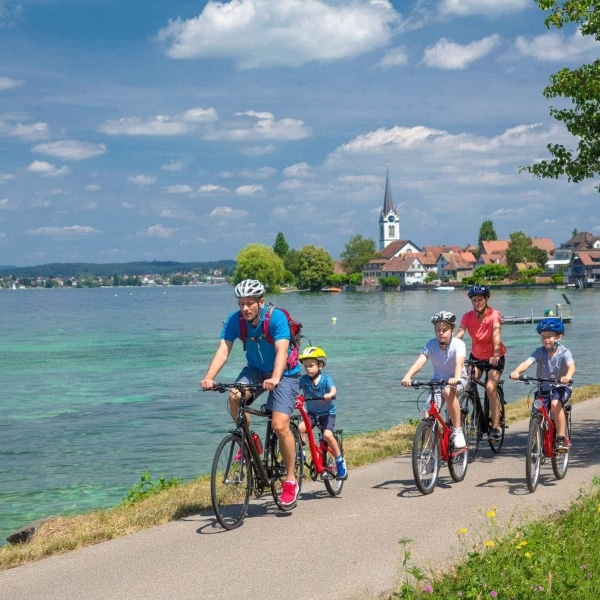 Bodensee Radweg © Thurgau Tourismus - Christof Sonderegger