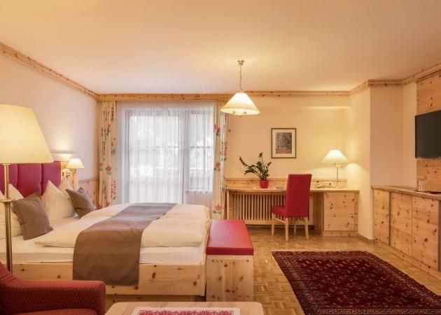 Doppelzimmer im Gasthof Murtalerhof © Michael Guggemos