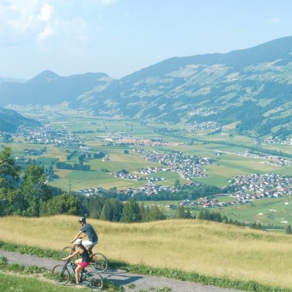 Genuss Radfahren im Zillertal © Hotel Held