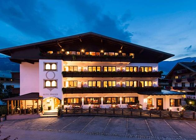 Hotel zum Pinzger © multivisualart