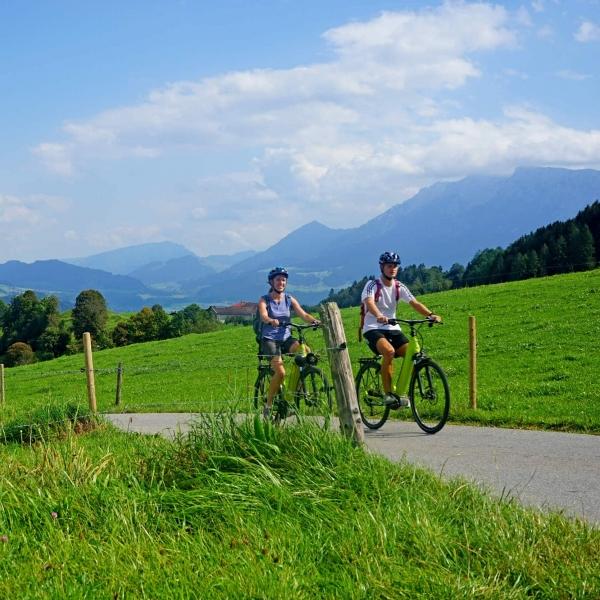 Rad 8 © Chiemsee-Alpenland Tourismus