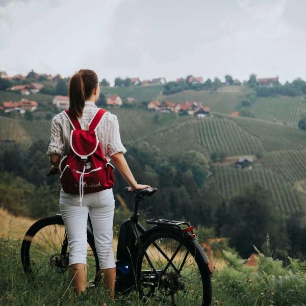 Radfahren © Schilcherland Steiermark - Lupi Spuma