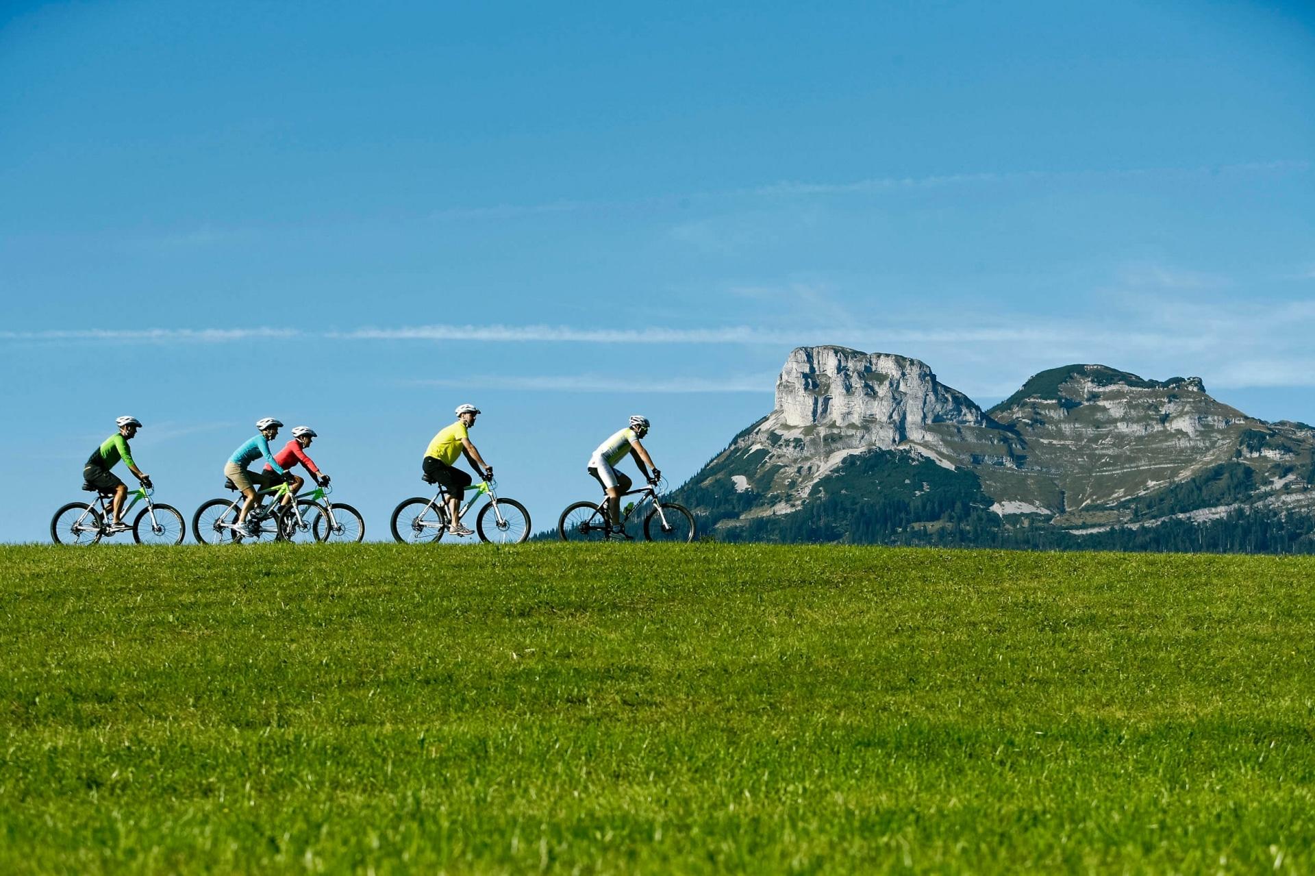 Radfahren im Salzkammergut © Aldiana GmbH