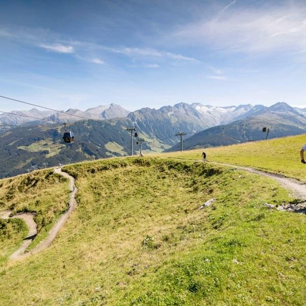 Radfahren im Zillertal © Tirol Werbung - shootandstyle
