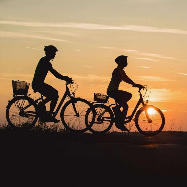 Radfahren Sommer © Golf und Thermenregion Stegersbach - Karl Schrotter