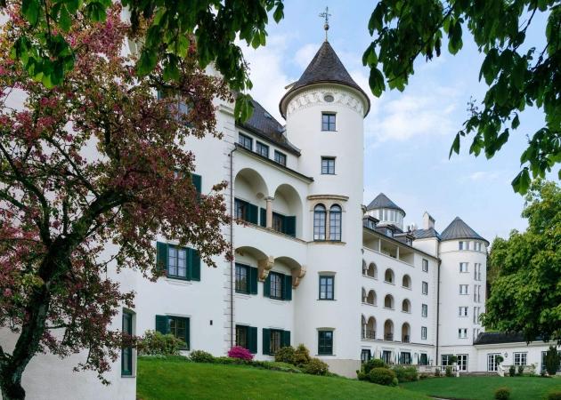 Schloss Pichlarn © Richard Schabetsberger