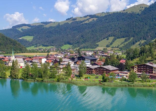 Sommer Urlaub im Kaiserwinkl in Tirol © Bernhard Bergmann