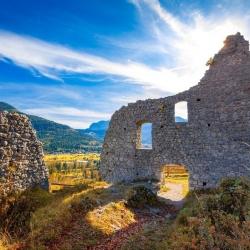 Burgruine Werdenfels © GaPa Tourismus GmbH