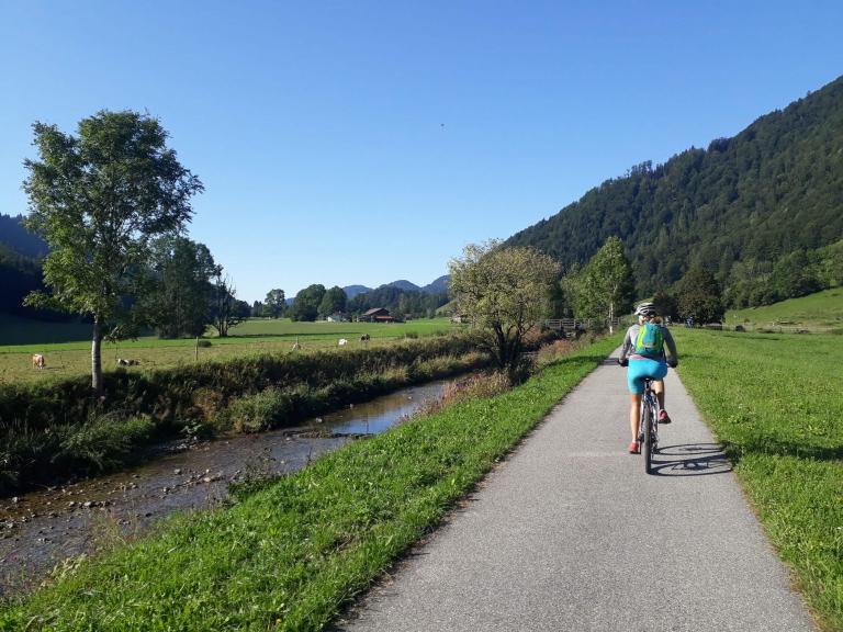 Prientalradweg © Chiemsee-Alpenland Tourismus