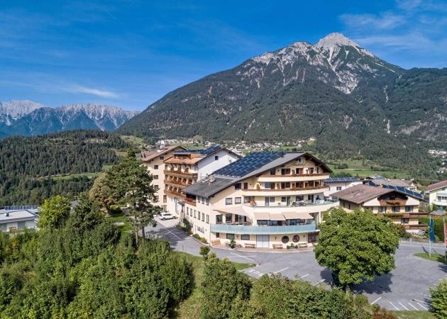 Hotel Arzlerhof im Pitztal in Tirol