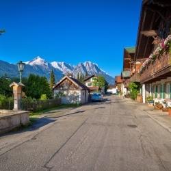 Historisches Garmisch Fühlingsstrasse © Markt Garmisch Partenkirchen - Marc Hohenleitner