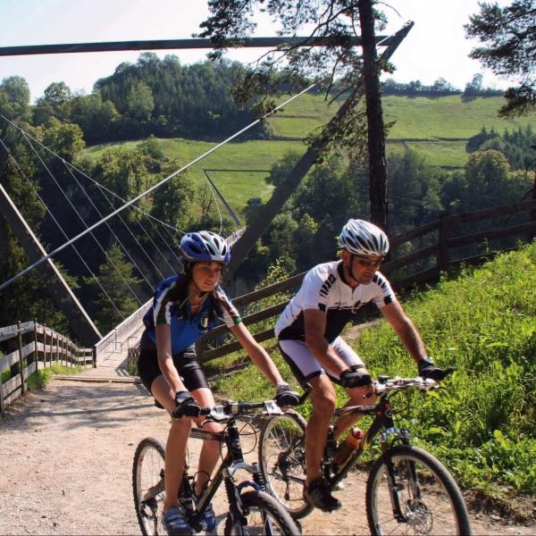 Radtour im Pitztal in Tirol © PiSpSoRa