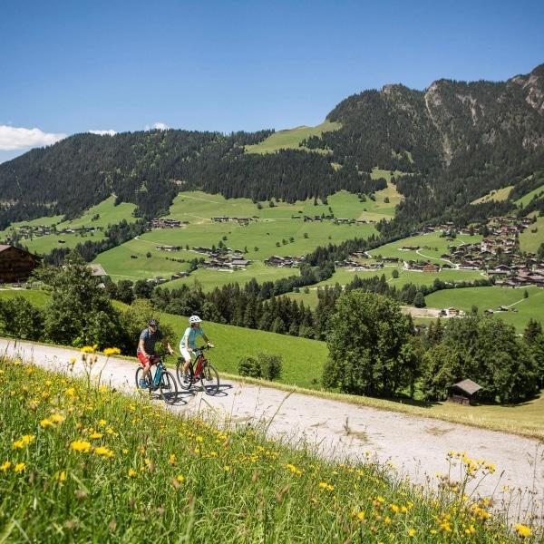 Genuss Radfahren im Alpbachtal in Tirol © Velontour