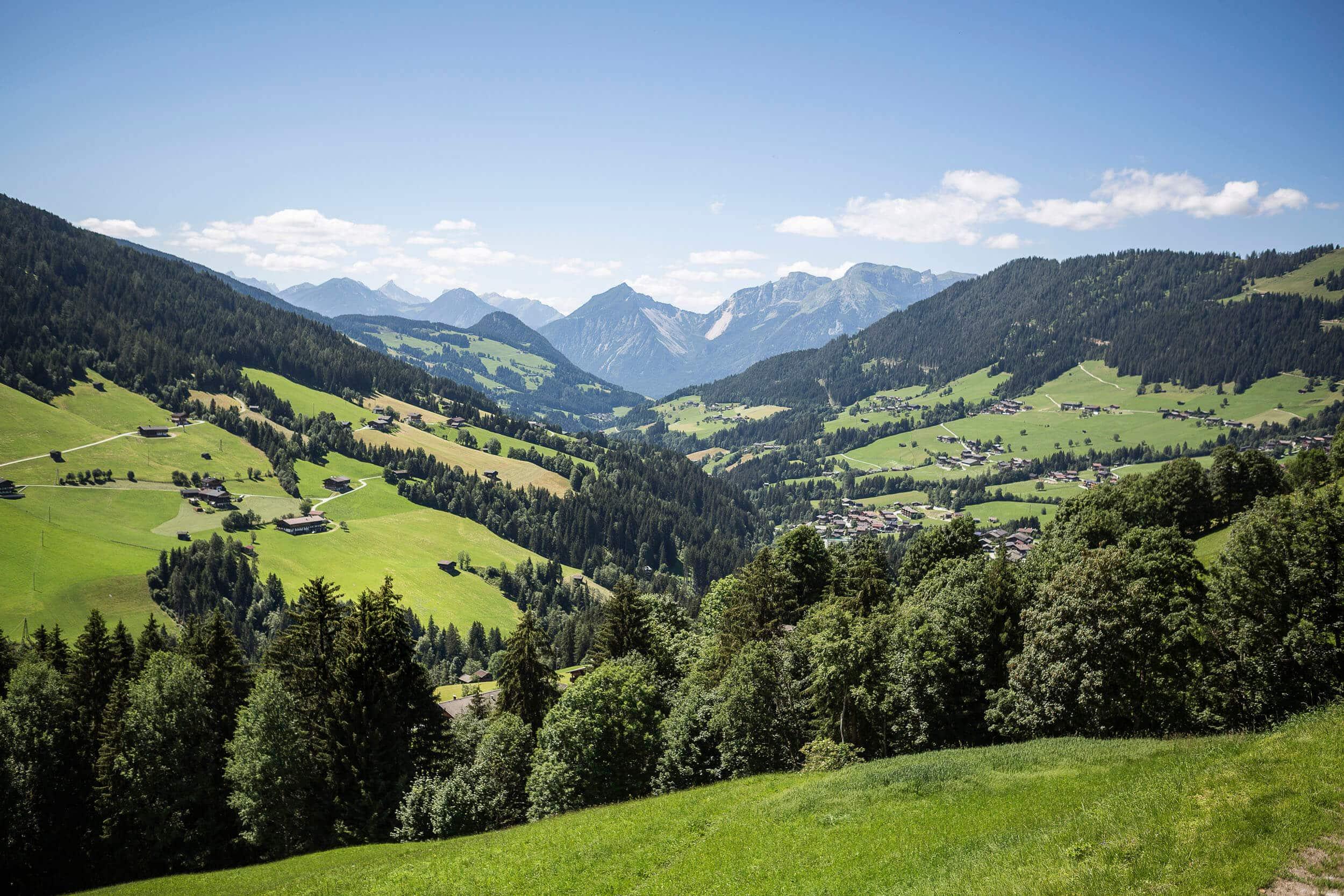 Alpbachtal in Tirol © Velontour